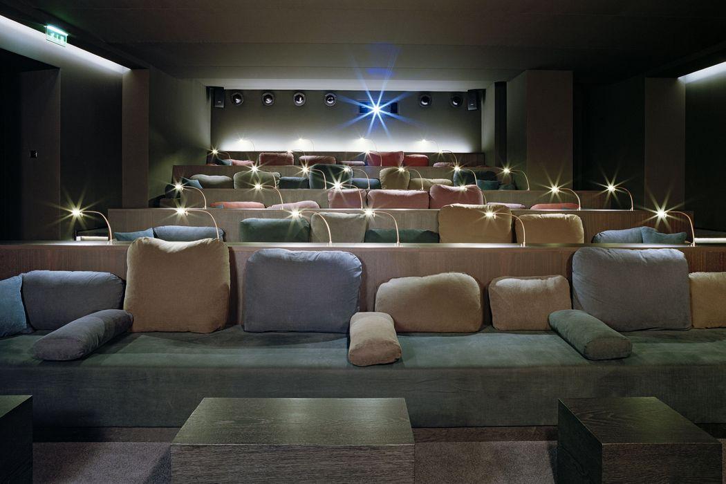 Cinema lounge
