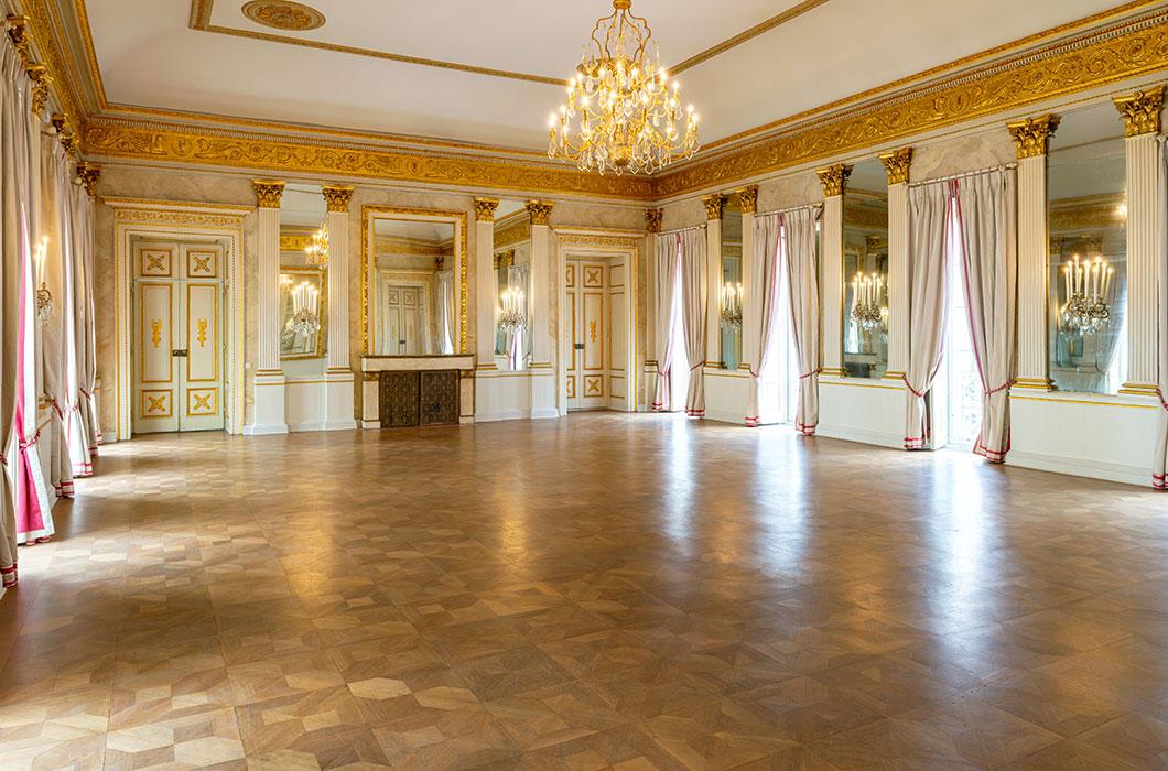 Palais Monteglas Königssaal room