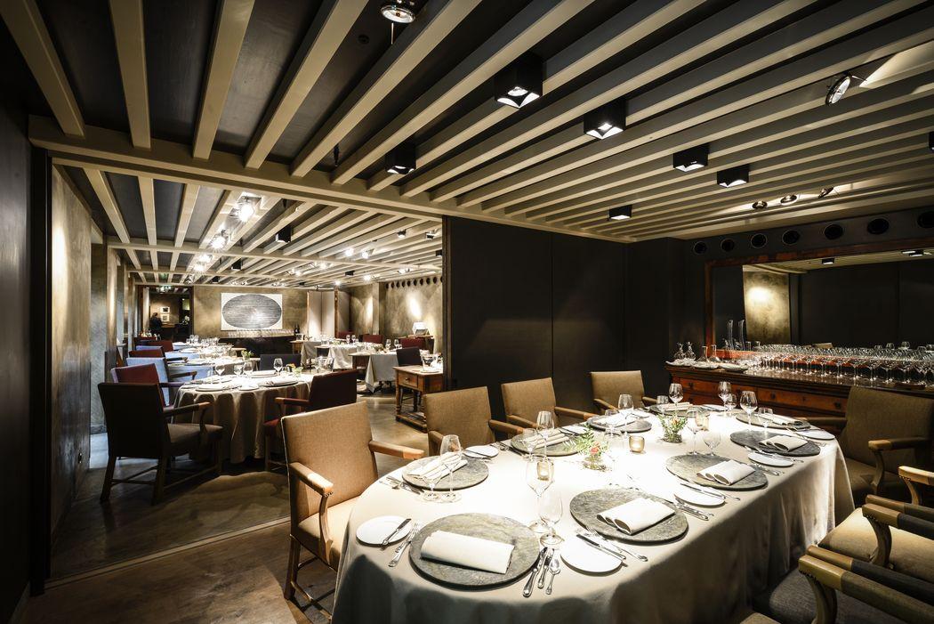 Michelin-starred restaurant Atelier